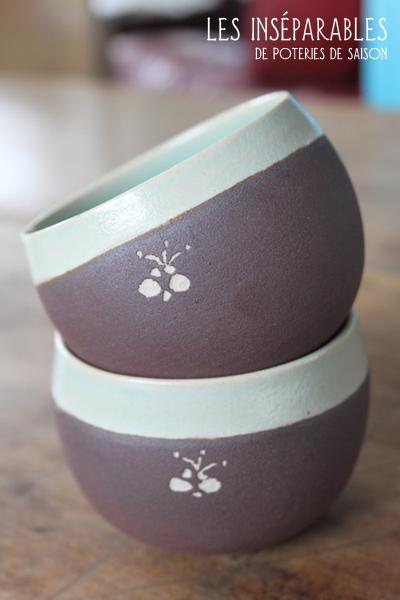 Poteries de saison, Séné, céramique, Vannes, Morbihan, Bretagne, stages, cours, vases, théières, vaisselle